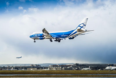 Strong start to 2017 for AirBridgeCargo as market growth and special products boost volumes by 17% year-on-year