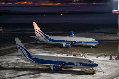 Atran Airlines ramps up its fleet with new aircraft type - Boeing 737-800BCF