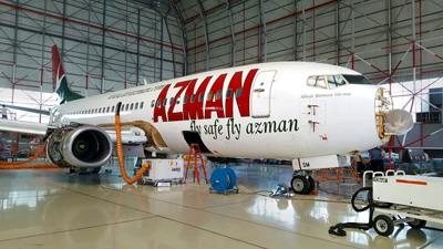 VD Gulf is reaching African region by performing Azman Air maintenance