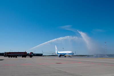Atran Airlines' new route guarantees cargo capacity between Hangzhou and Riga for Cainiao Network