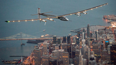 Chapman Freeborn and Volga-Dnepr deliver logistics support for Solar Impulse 2's historic round-the-world trip