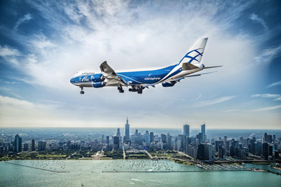 AirBridgeCargo voted 'Best All-Cargo Airline' in Asia for second year in-a-row