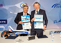 Boeing and Volga-Dnepr Group sign contract for long-term  logistics support for Boeing and its partners. Agreement also confirms the acquisition of 20 747-8 Freighters  to grow and upgrade fleet