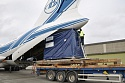 Volga-Dnepr Delivers Engineering and Logistics Solution to Move Wellhead Control Panel and Hydraulic Power Unit to Singapore