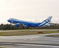 Boeing delivers the first 747-8 Freighter to AirBridgeCargo Airlines