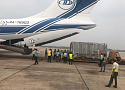 Volga-Dnepr uses 747 and IL-76td-90VD combination to cut the cost of gas turbine delivery to Myanmar
