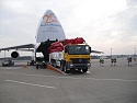 Volga-Dnepr delivers equipment for cooling damaged nuclear plant at Fukushima