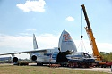 Volga-Dnepr Airlines carried patrol boats to Vladivostok for APEC summit