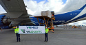 AirBridgeCargo delivers 500 tons of Hospital Beds to Russia
