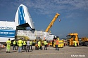 Volga-Dnepr airlines ensures a symbolic homecoming for 'Landshut' Boeing 737
