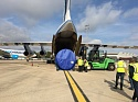 Volga-Dnepr Airlines helps Air Caraïbes to minimize AOG time