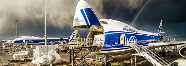 Boeing 747-8F/400F/400ERF – heavy weight freighter for XL cargo shipment