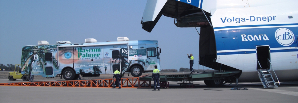 Cargo Supermarket from Volga-Dnepr  Air Freight and Door to