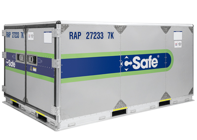 CSafe Global and AirBridgeCargo Airlines Announce CSafe RAP Flight Approval