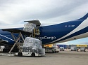AirBridgeCargo Airlines 'fast tracks' motorcycles for MOTUL FIM Superbike World Championship