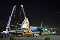 Even boats can fly with Volga-Dnepr Airlines