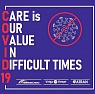 Care is our value in difficult times