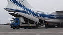 Volga-Dnepr ensures a first-class arrival in Russia for Southern White Rhinos