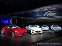 AirBridgeCargo provided dedicated lift for 28 Maserati GranTurismo cars